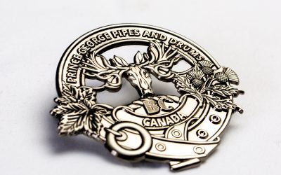 Selcraft UK design and export cap badges for special Canadian commission